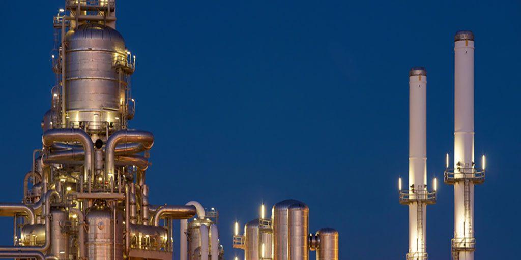 پیچ و مهره صنعت نفت، گاز و پتروشیمی